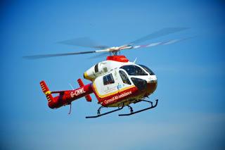 Our air ambulance