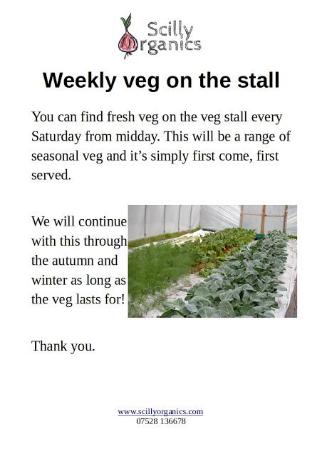 Winter veg
