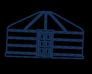 scilly yurt